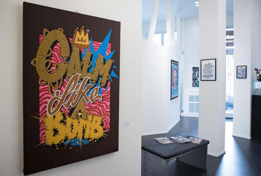 studio tattoo Hive art Gallery milano