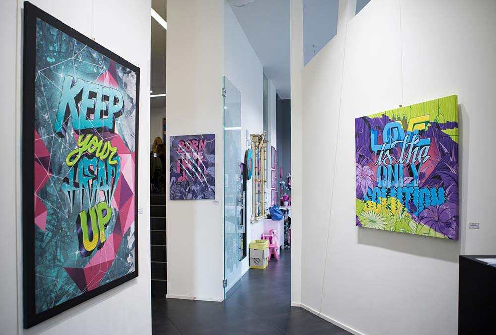 galleria d'arte Hive Milano