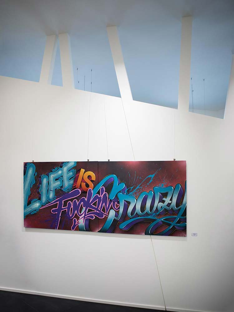 street art gallery Milano