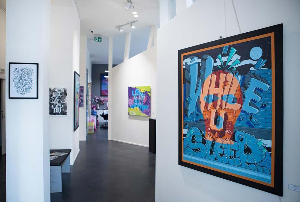 studio tatuaggi Hive Tattoo art gallery Milano