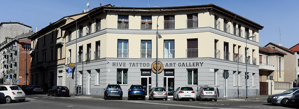 Hive Tattoo Art Gallery Milano